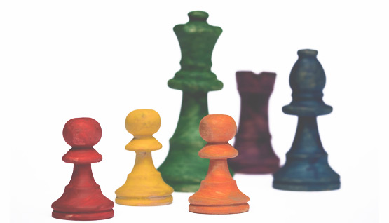 Chess helps with strategy and problem-solving skills.