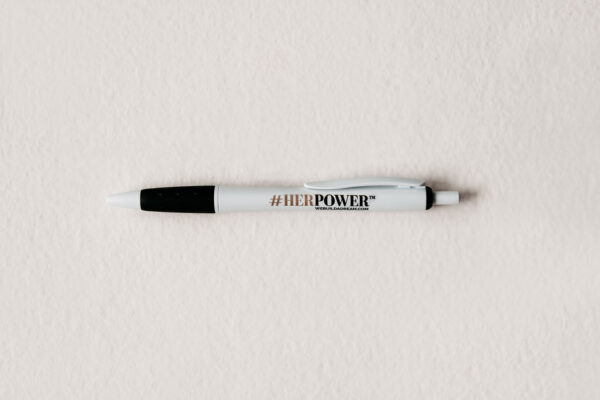Build a Dream #HerPower Pen
