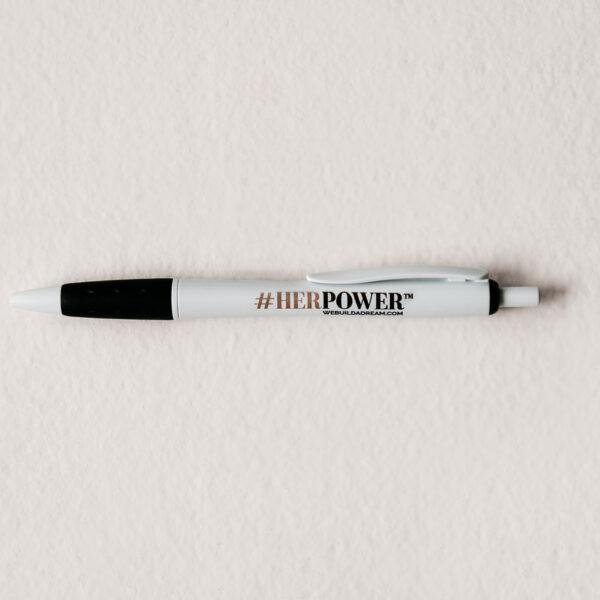 Build a Dream #HerPower Pen