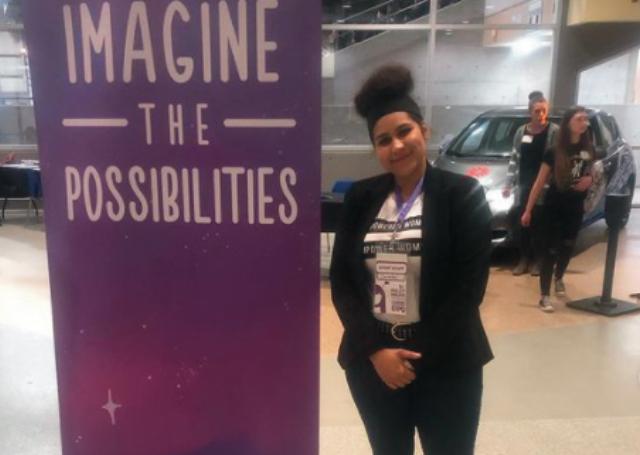 Christel Nelson - Automotive Service Tech