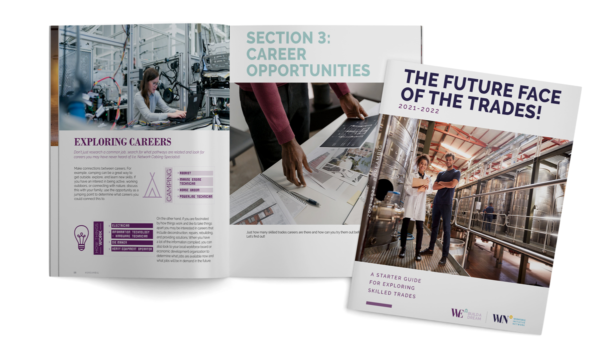 The Future Face of the Trades - A Starter Guide for Exploring Skilled Trades